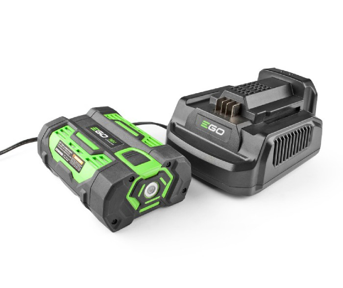ego batterie chargeur