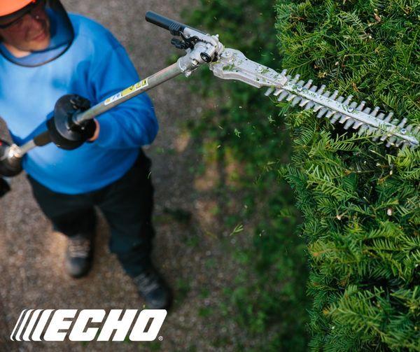 taille-haie articulé ECHO HCA-2620